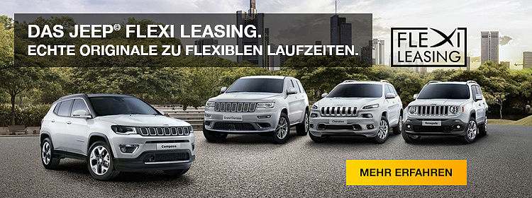 Jeep Flexi-Leasing