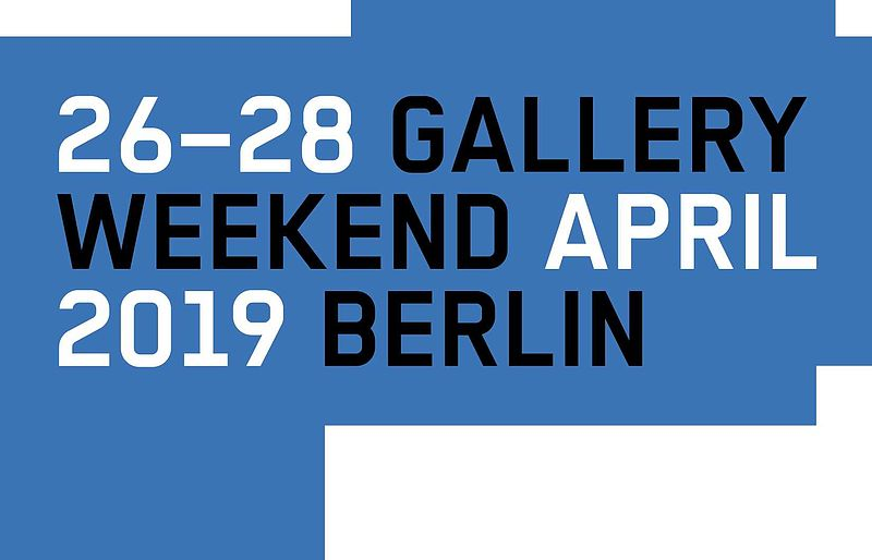 BMW ist Hauptpartner des Gallery Weekend Berlin 2019 Kunstwochenende vom 26. bis 28. April in Berlin.