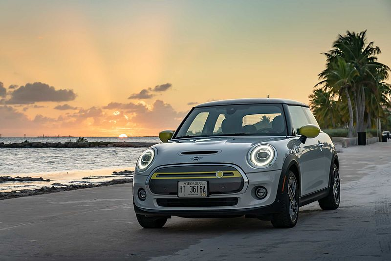 Auf Hemingways Spuren: Im MINI Electric von South Beach nach Key West.